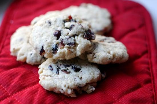 Kelsey Nixon's Cranberry Oatmeal Cookie Recipe