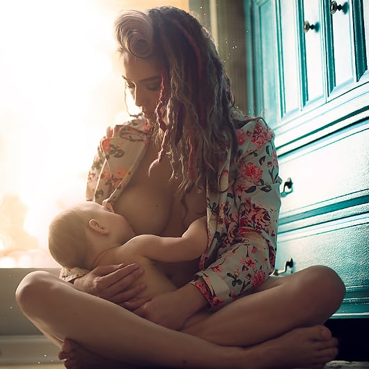 Why I Loved Breastfeeding