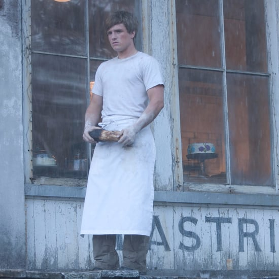 The Hunger Games Deleted Scene of Katniss and Peeta