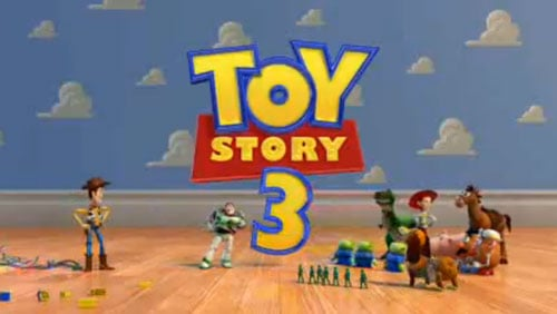 Ridiculous Cuteness: Toy Story 3 Teaser