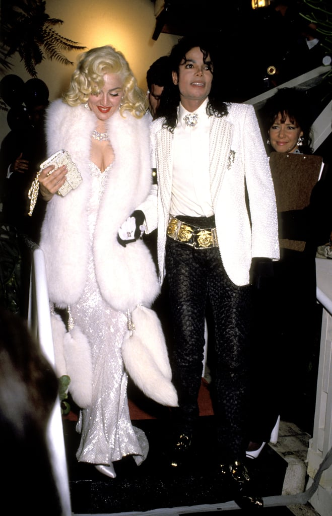 Madonna at the 1991 Academy Awards