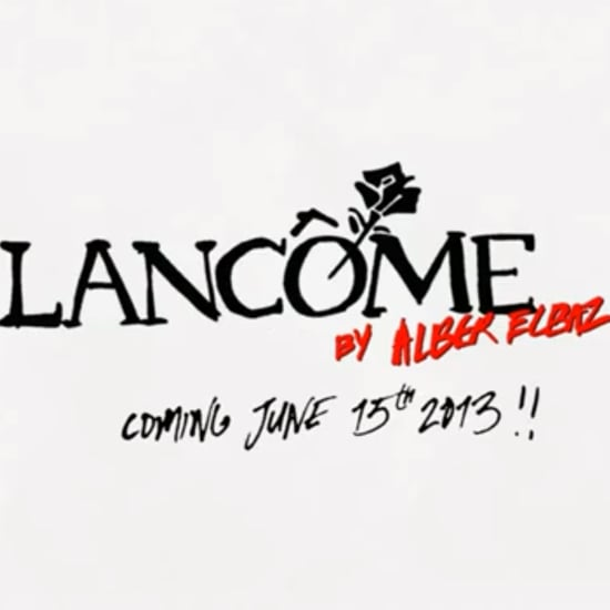 Alber Elbaz Lancome Collection