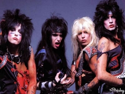The Top 7 Hair Metal Videos In Which The Music Is So Powerful It Defies the Laws of Physics