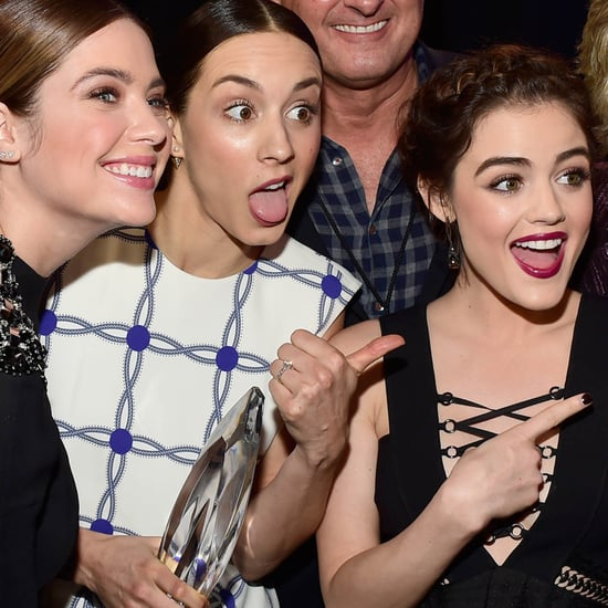 Pretty Little Liars' Best People's Choice Awards Moments