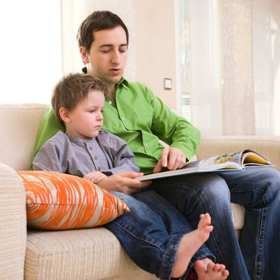 Why Dads Should Read to Their Kids