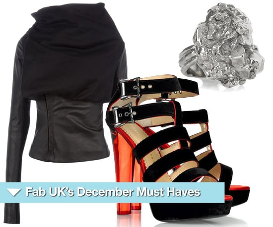 Party Wear Must Haves for December 2010