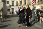 See All the Best Street Style From Paris Couture