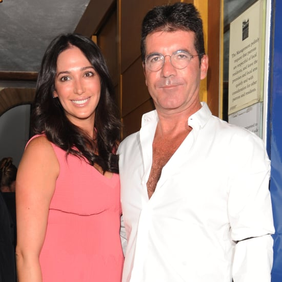 Simon Cowell & Lauren Silverman Welcome Baby Boy
