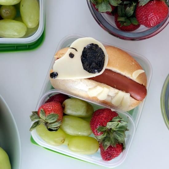 Hot Dog Bento Box Recipe