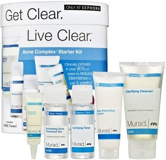 Monday Giveaway! Win a Murad Acne Complex Starter Kit