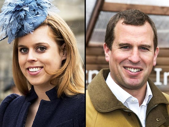 Princess Beatrice and Peter Phillips Odds-on Favorites for Princess Charlotte's Godparents