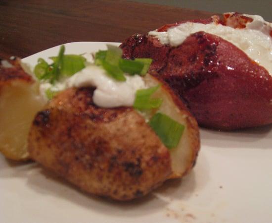 Smarter Eats: Top Your Baked Potato With Greek Yogurt