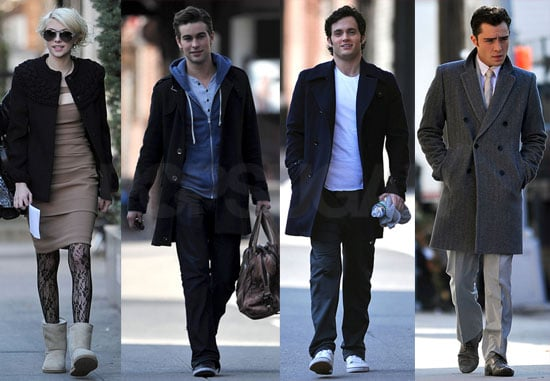 Photos of GG cast