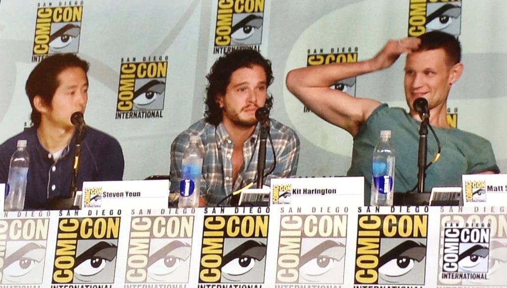 The Doctor and Jon Snow Will Now Take Your Questions