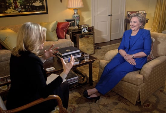 Nothing Was Off-Limits in Hillary Clinton's Candid Interview