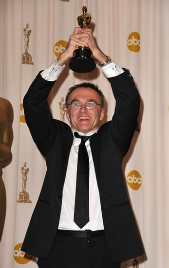 From the Press Room: A Thrilled Danny Boyle