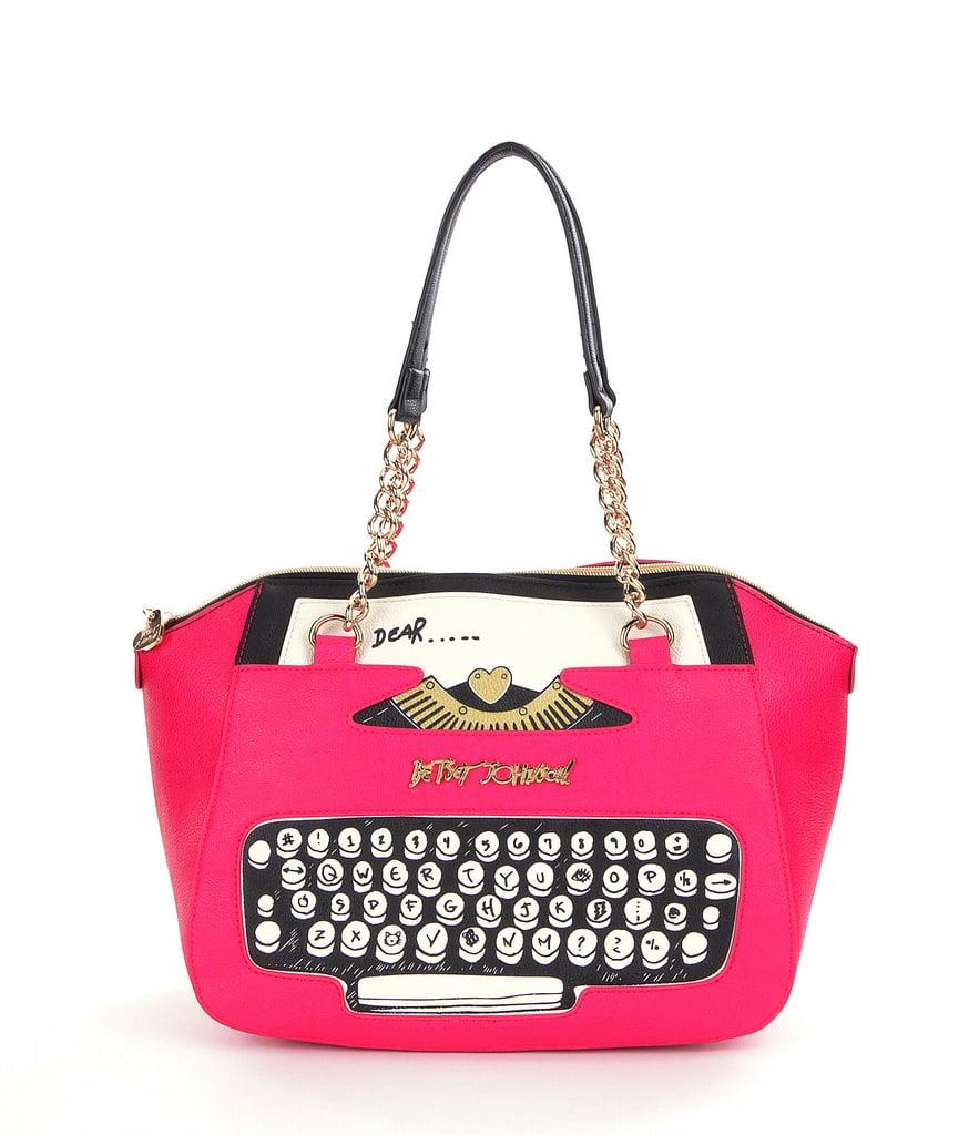Typewriter Purse