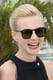 Carey Mulligan wore tortoise-rimmed sunglasses.