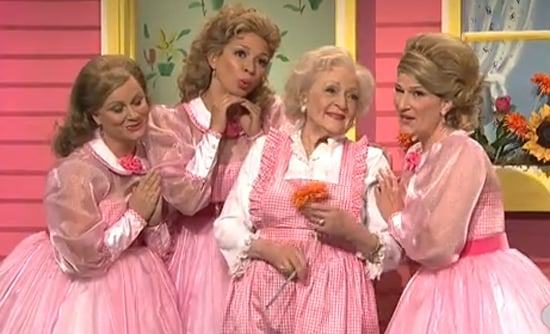 Video of Betty White On Saturday Night Live