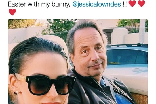 "Jon Lovitz Is Apparently Dating Jessica Lowndes (The Girl From The ""90210"" Remake)"