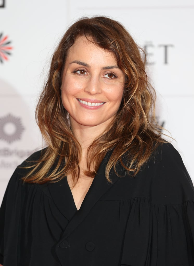 Noomi Rapace smiled at the BIFAs.