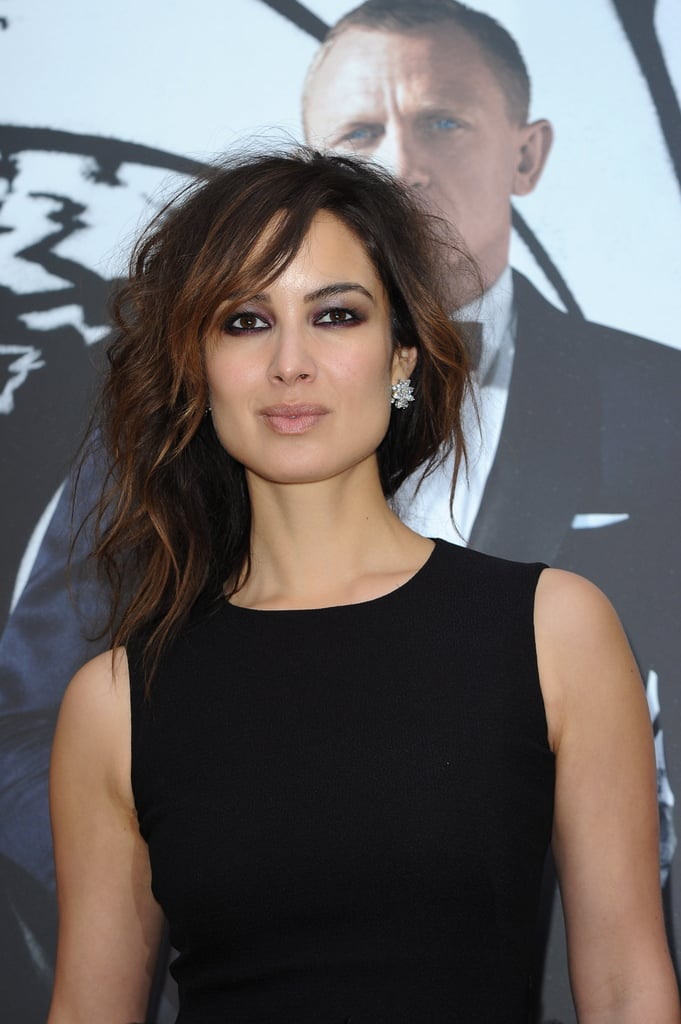 Bérénice Marlohe attended a photocall for Skyfall in Paris.