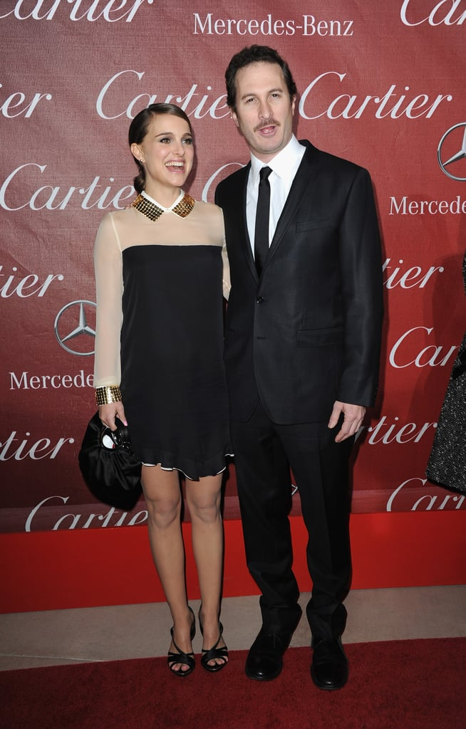 Ben, Natalie, Javier, Carey, Jake, and More Heat Up the Palm Springs International Film Festival Awards Gala's Red Carpet