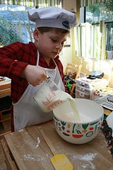 How to Cook With Kids of Any Age