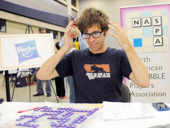 Oregon Man Becomes Scrabble Champ with the Word 'Docent'