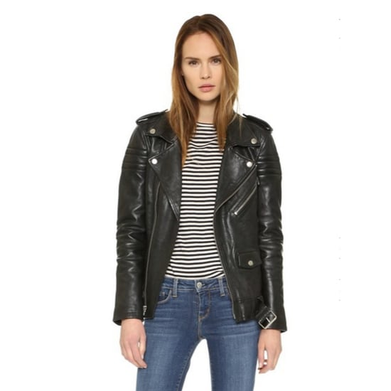 The Best Leather Jackets, Pants and Skirts To Buy Now
