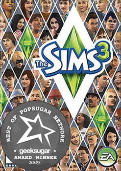 The Sims 3 Takes the Top Spot in the GeekSugar Best of 2009 Video Game Poll
