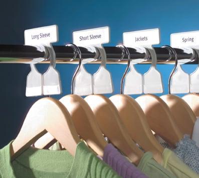 Cool Idea: Garment Dividers