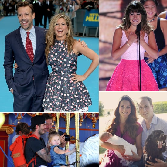 August's Must-See Celebrity Moments!