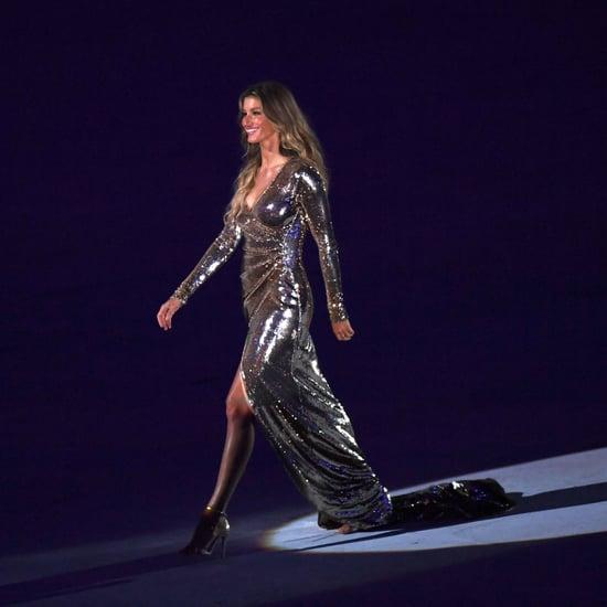 Gisele Bundchen at Rio Olympics 2016