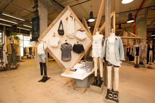 Costello Tagliapietra Enters Menswear; Urban's New Look