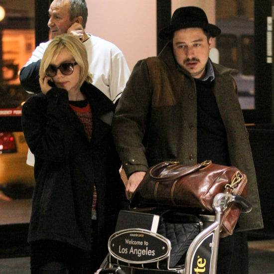 Carey Mulligan and Marcus Mumford Land at LAX | Pictures