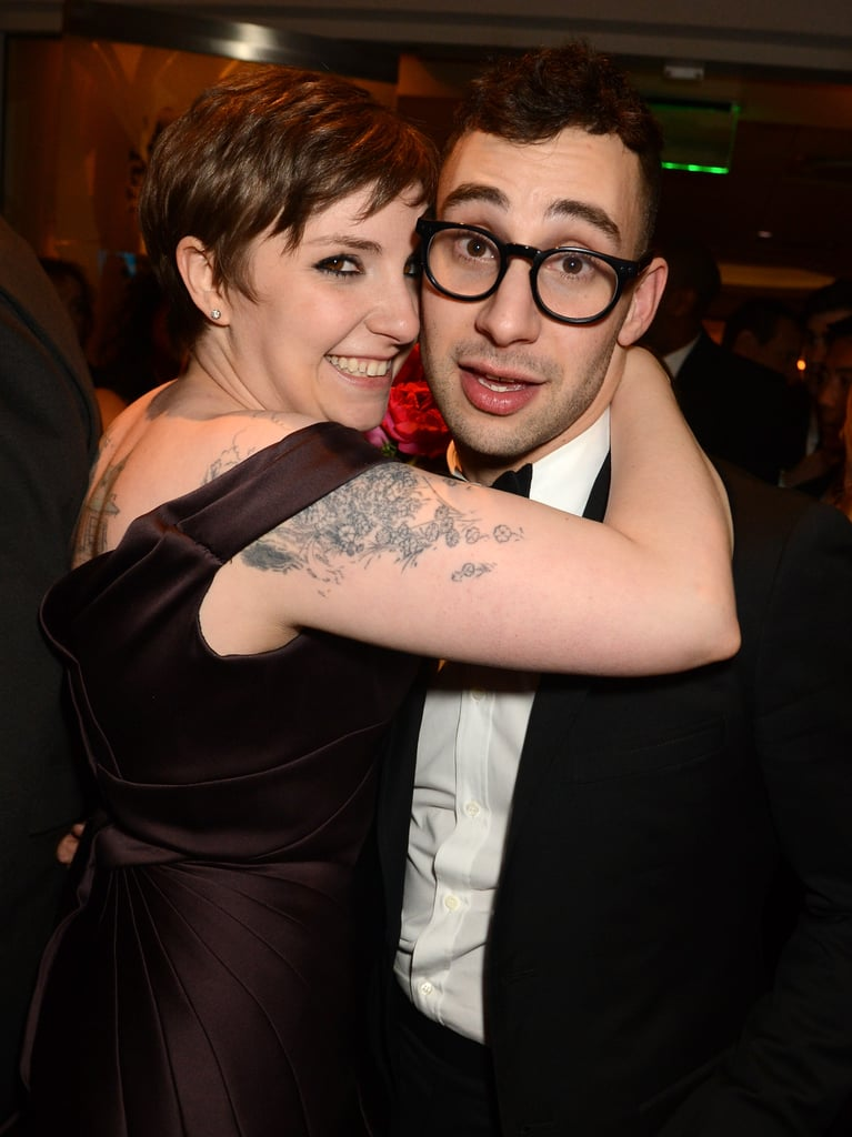 And lastly, even though he's taken by Lena Dunham, they're adorable.