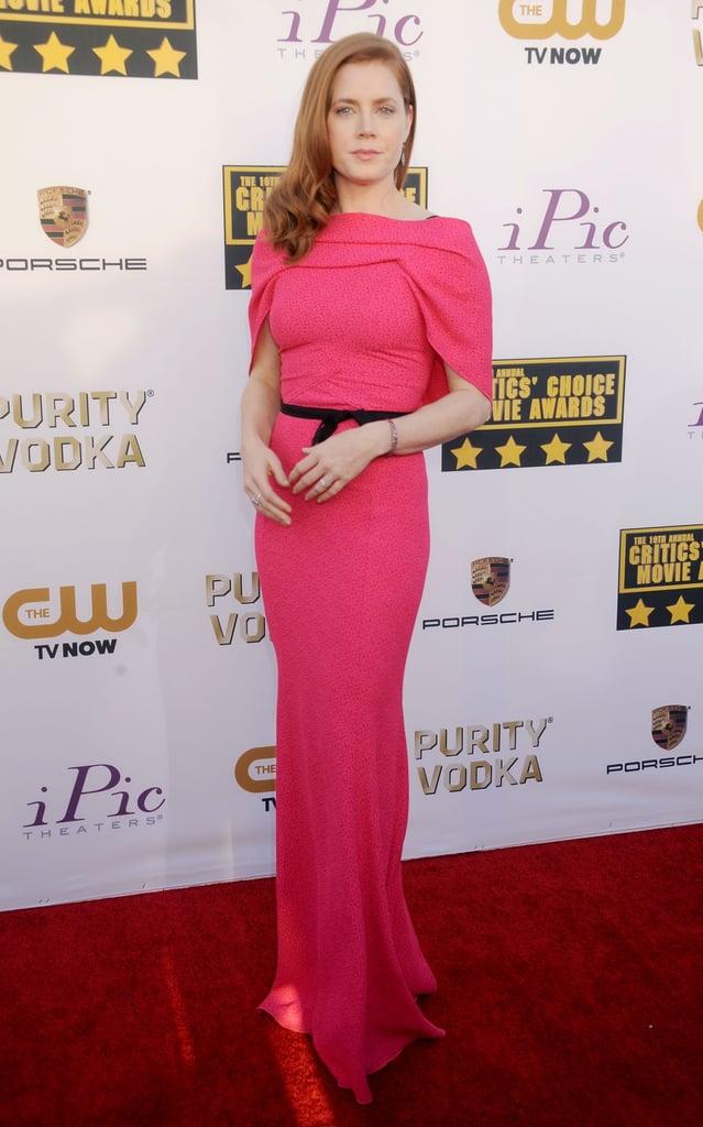 Amy Adams: Best Actress Nominee