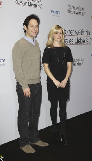 Pictures of Reese Witherspoon and Paul Rudd at How Do You Know Berline Photocall