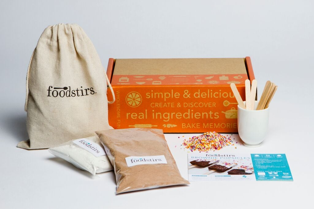 For Your Sous Chef: Foodstirs