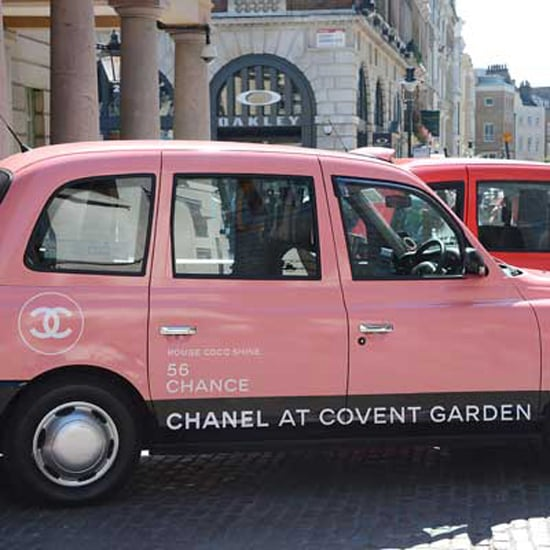 Chanel Taxi Cabs
