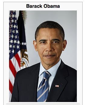 Wikipedia Keeps Obama's Page Clean — Is That Fair?