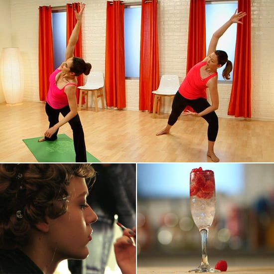 Yoga Poses and Fashion Week Wrap-Up: The Best of POPSUGARTV This Week
