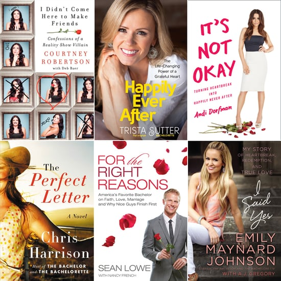 Get Your Dating Game in Shape With 18 Books by Bachelor Stars
