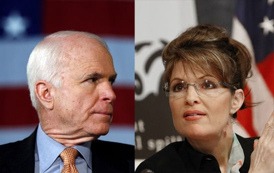 Alaska Gov. Sarah Palin — New Mom and VP-Stakes Winner?