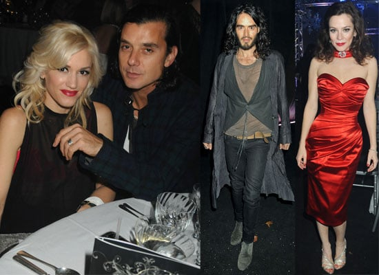 Photos from the 2009 Berkeley Square Ball Including Anna Friel, Gwen Stefani, Gavin Rossdale and Russell Brand