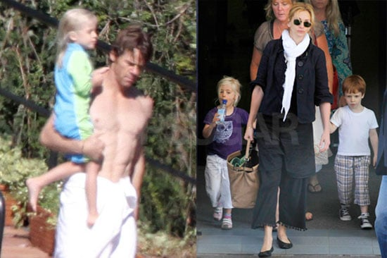 Photos of Julia Roberts and Her Family in Italy