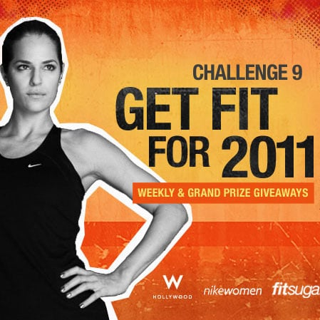 Enter to Win the Get Fit For 2011 Giveaway Challenge: Share Your Fitness Must Haves