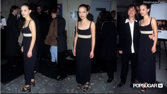 Video of Natalie Portman's Red Carpet Fashion Evolution