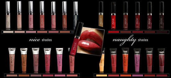 Max Factor MAXalicious Naughty and Nice Collection